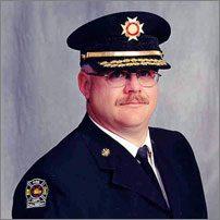 Rick Elder Service des incendies de Dalmeny (Saskatchewan)