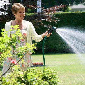 12. Pour éviter de trop arroser votre pelouse, rappelez-vous que la quantité idéale d'eau est de 2,5 cm par semaine, ou aux cinq jours durant les périodes de canicule.