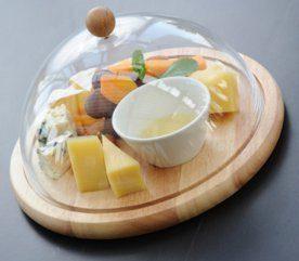 13- Couvrez vos plats d'une passoire
