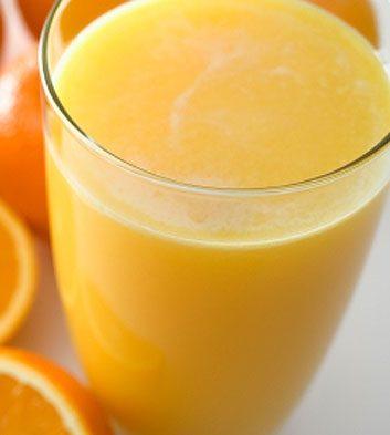 13. Jus d'orange