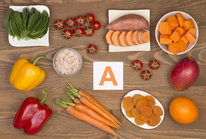 Les légumes riches en carotène et en vitamine A pour prévenir le cancer