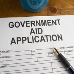 Profitez de l'aide gouvernementale