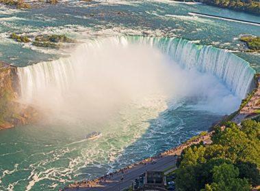 Chutes de Niagara Falls - Chutes de Niagara, Ontario