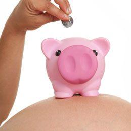 Ouvrez un compte d'épargne bébé