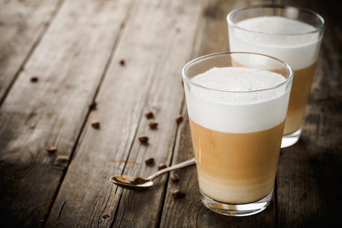18. Café au lait ou café latté?