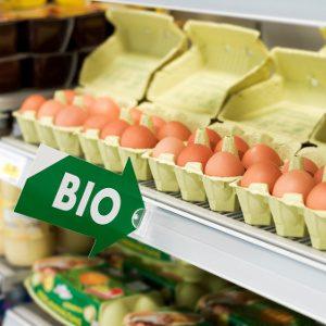 L'étiquette «biologique» ne signifie pas 100% biologique