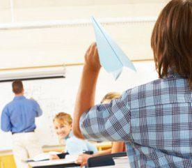 18. Quand un élève indiscipliné est envoyé à mon bureau, ma stratégie préférée est de ne pas engager tout de suite la discussion.