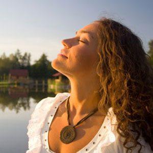 2. Respirez profondément pendant dix minutes