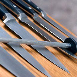 1. Enlever la rouille d'un couteau