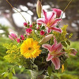 Prolonger la vie d'un bouquet
