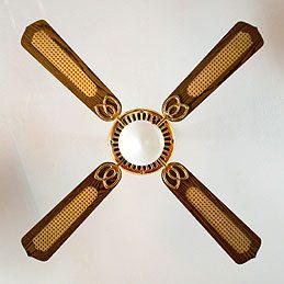 1. Dépoussiérer un ventilateur de plafond