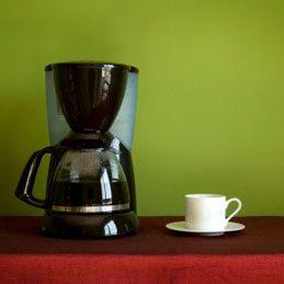 1. Détartrer une cafetière
