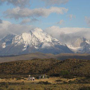 1. Randonnée sur le W à Torres del Paine