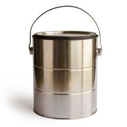 1. Étiquetez les pots.