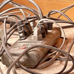 1. Ranger les fils électriques