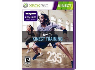 8. Nike + Kinect Training pour Xbox 360