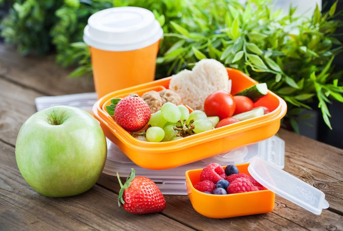Deuxième conseil pour maigrir et perdre du poids plus rapidement: Boite à lunch ou repas acheté?