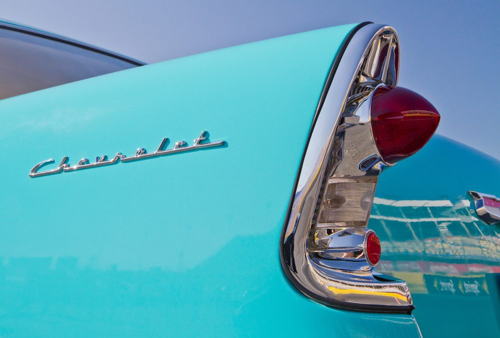 Le site de Chevrolet