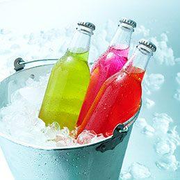 5. Sodas et jus de fruits