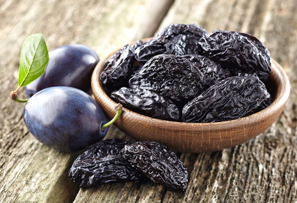 Prunes et pruneaux : de puissants antioxydants