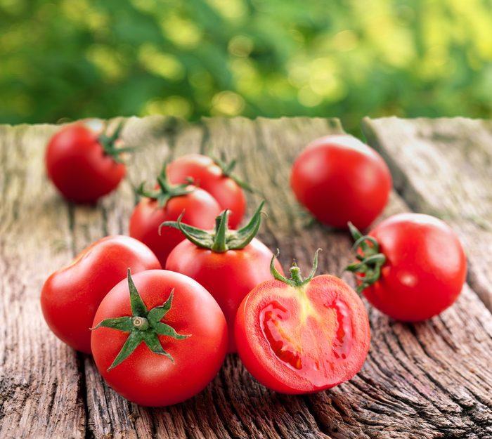 La tomate diminuerait de 10 à 20% le risque de certains types de cancer
