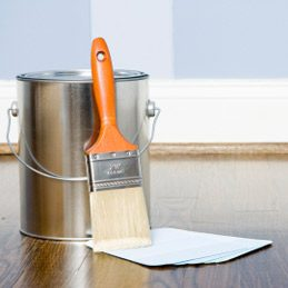 2. Éliminer une odeur de peinture fraîche