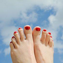 Éliminer les odeurs de pieds