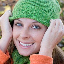 1. Improviser une tête porte-chapeau