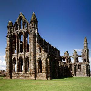 4. L'abbaye de Whitby, Whitby, Angleterre