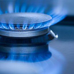 Nettoyer une cuisinière à gaz