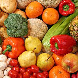 2. Conserver les fruits et légumes