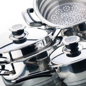 4. Les casseroles en aluminium peuvent causer la maladie d'Alzheimer