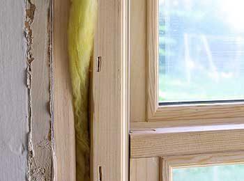 Augmenter la résistance thermique des fenêtres