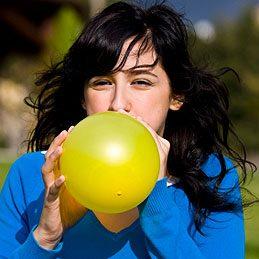 2. Ballons d'invitation