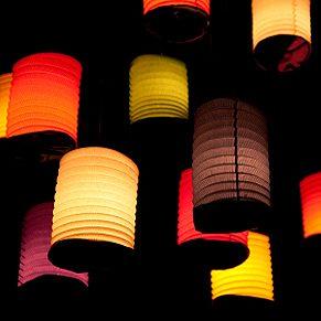 Créer une Lanterne chinoise