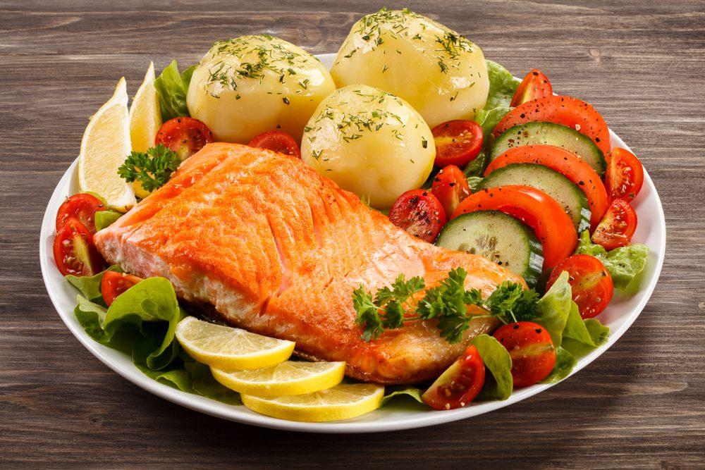 4. Le poisson nourrit le cerveau.