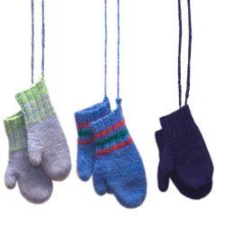 4. Ne perdez pas les gants de vos enfants
