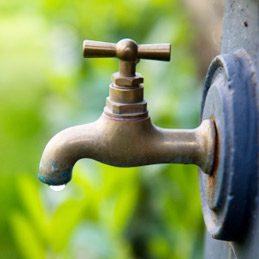 4. Protéger du gel les robinets extérieurs