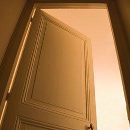 Halte aux portes qui grincent