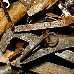 4. Empêcher les outils de rouiller