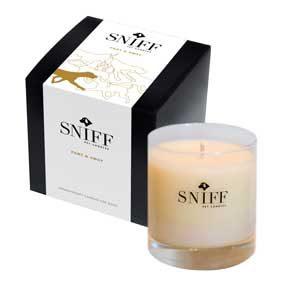4. Les bougies contre les gaz
