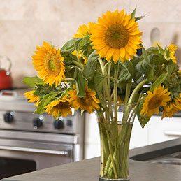 Arranger un bouquet