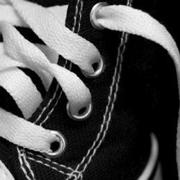 Restaurer le bout des lacets