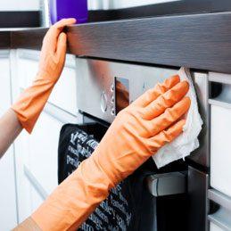 Nettoyer acier inoxydable, porcelaine, réfrigérateur...