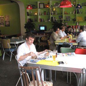 2. La Cuisine, 205 rue Saint-Vallier Est