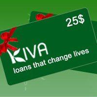 Certificat-cadeau de Kiva