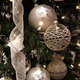 4. Décorer un sapin de Noël