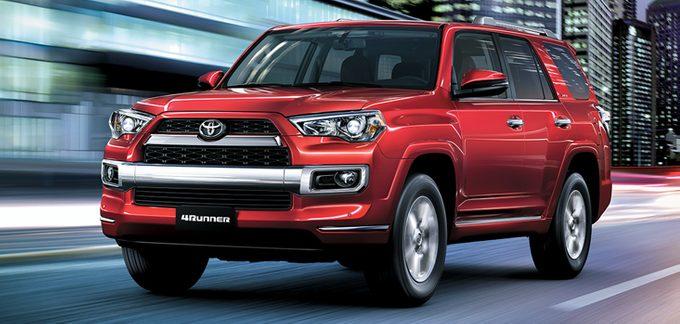 Tout ce que vous devez savoir au sujet de la Toyota 4Runner