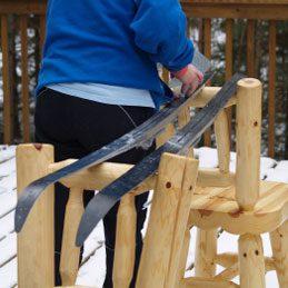 Ôter le fart des skis
