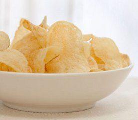 5. Croustilles de pommes de terre au four
